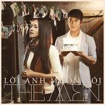loi anh muon noi (single) - the men
