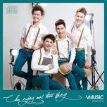 cho ngay mai tuoi sang (single) - v.music