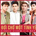 doi cho mot tinh yeu (single) - v.music