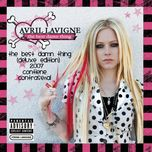 the best damn thing (deluxe edition) - avril lavigne