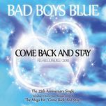 25th album - bad boys blue