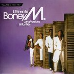 boney m vol. 3 - boney m.