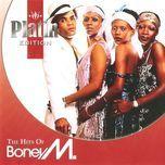 the hits of boney m - boney m.