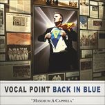 back in blue: maximum a cappella - byu vocal point
