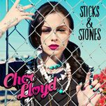 sticks & stones (us version) - cher lloyd