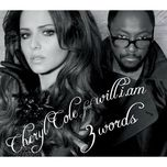 3 words (the remix album) - cheryl, will.i.am