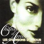 les chansons d'amour (vol. 2) - christophe