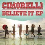 believe it (ep) - cimorelli