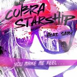 you make me feel... (ep) - cobra starship, sabi