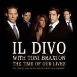 the time of our lives ep - il divo, toni braxton