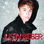 under the mistletoe (deluxe edition 2011) - justin bieber