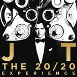 the 20/20 experience (deluxe edition) - justin timberlake