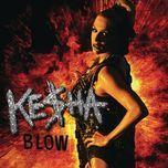 blow (ep) - kesha