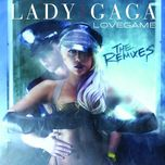 love game the remixes (promo cdm) - lady gaga
