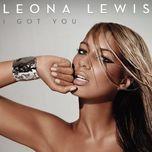 i got you (single) - leona lewis
