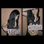 acoustic (ep) - lights