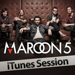itunes session ep - maroon 5
