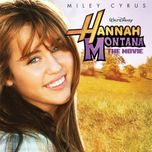 hannah montana the movie ost - miley cyrus