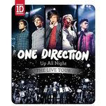 up all night: the live tour (dvd mp3) - one direction