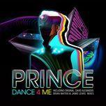 dance 4 me (remixes ep) - prince
