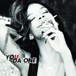 you da one (remixes) - rihanna
