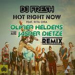 hot right now (remixes) - rita ora, dj fresh