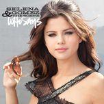 who says (single) - selena gomez
