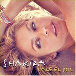 sale el sol (japanese edition) - shakira