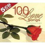 100 pop love songs (cd 1) - v.a
