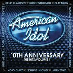 american idol (10th anniversary): the hits volume 1 - v.a