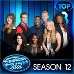 american idol: top 8 season 12 - v.a