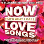 now that's what i call love songs - v.a