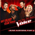 blind auditions, part 3 (the voice us season 4) - v.a