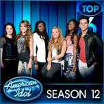 american idol: top 6 season 12 - v.a
