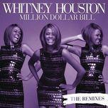 million dollar bill (the remixes ep) - whitney houston