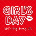 girl's day party #2 (single) - girl's day