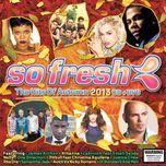 so fresh: the hits of autumn 2013 - v.a