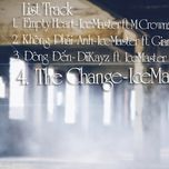 change (mixtape) - ice master