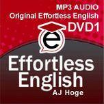 bubba's food (effortless english - dvd 1) - aj hoge