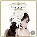 invitation (1st mini album) - ailee