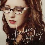 the message - andrea begley