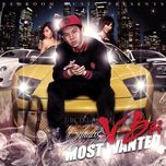 mixtape most wanted v-boi (2010) - andree
