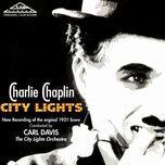 city lights 1931 ost (1989/1991  records) - charlie chaplin