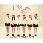 first love (mini album) - f-ve dolls