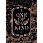 one of a kind (1st mini album) - g-dragon (bigbang)