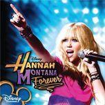 hannah montana forever ost (2010) - hannah montana