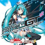 hatsune miku gt project theme song collection 2013 - hatsune miku