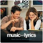 music and ryrics (dance with me tonight) - hugh grant