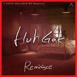 reminisce (mini album) - huh gak