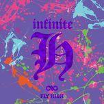 fly high (mini album) - infinite h